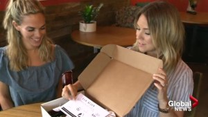 Okanagan businesswomen introduce local subscription box to valley